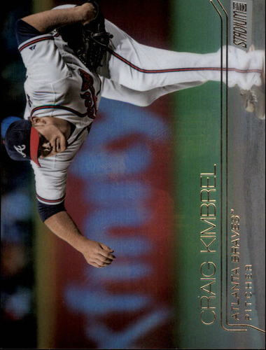 Photo of 2015 Stadium Club Foilboard #162 Craig Kimbrel