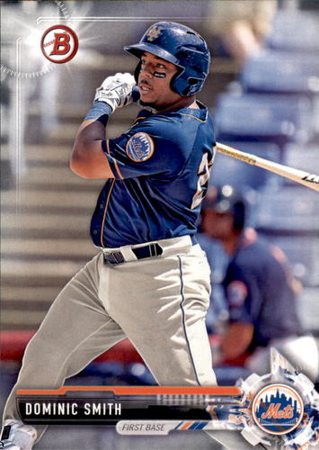 Photo of 2017 Bowman Prospects #BP63 Dominic Smith