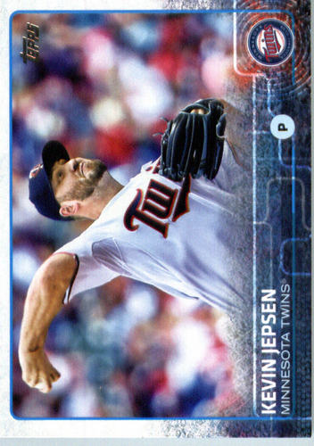 Photo of 2015 Topps Update #US223 Kevin Jepsen