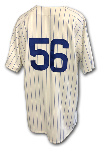 Photo of Kyle Ryan Game-Used 1969 Uniform -- Reds vs. Cubs -- 7/16/19