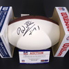 NFL - Bengals Willie Anderson Signed Panel Ball
