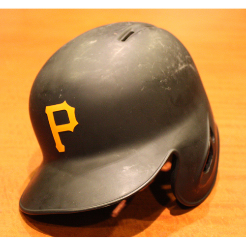 Photo of 2019 Team Issued Helmet - Starling Marte - Size 7 1/9