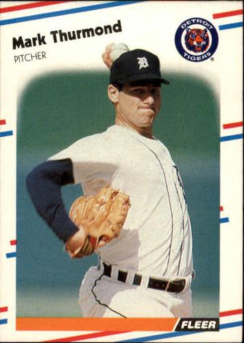 Photo of 1988 Fleer #73 Mark Thurmond