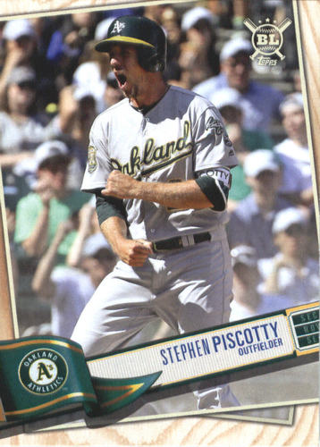 Photo of 2019 Topps Big League #24 Stephen Piscotty