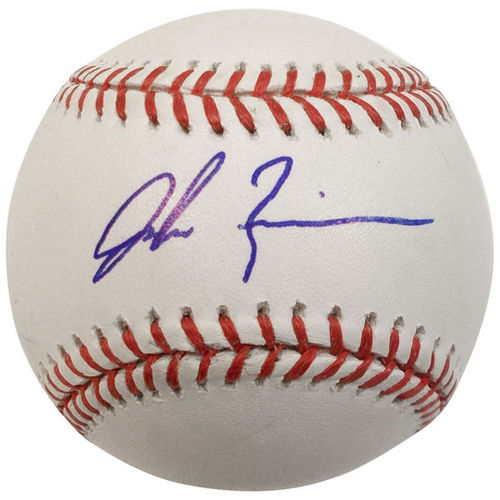 Photo of Jordan Zimmermann Autographed baseball