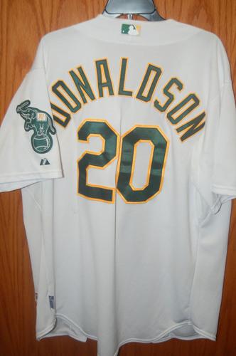 lowest price 18803 112d7 MLB Auctions | Athletics Authentics: Josh Donaldson Game ...
