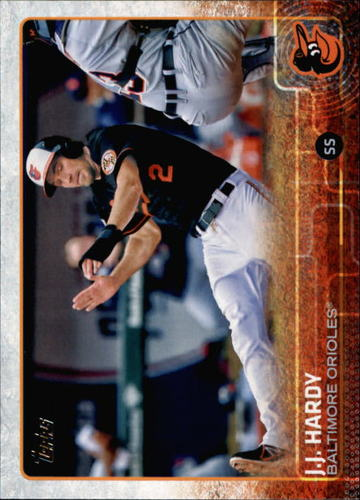 Photo of 2015 Topps #563 J.J. Hardy