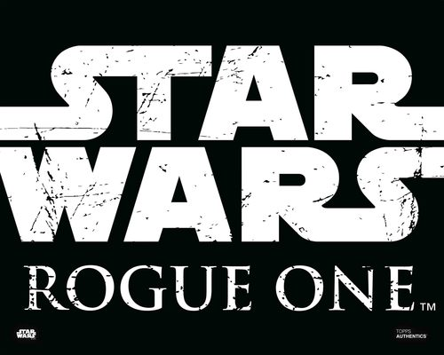 Rogue One: A Star Wars Story Logo