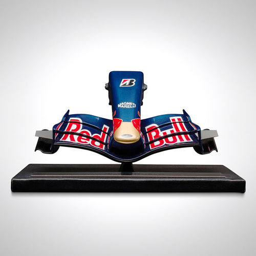 Photo of Red Bull Toro Rosso STR2 Nose Cone - 1:12 Scale Amalgam Model