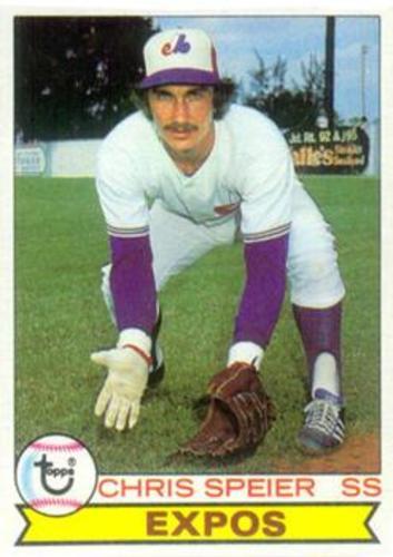 Photo of 1979 Topps #426 Chris Speier