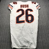 London Games - Bears Deon Bush Game Used Jersey with 100th AnniversaryPatch (10/6/19) Size 40