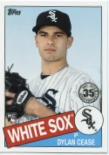 Photo of 2020 Topps '85 Topps #8530 Dylan Cease