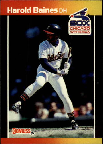 Photo of 1989 Donruss #148 Harold Baines