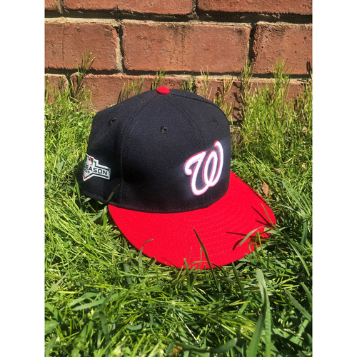 Photo of Raudy Read Team-Issued Cap with Postseason Patch