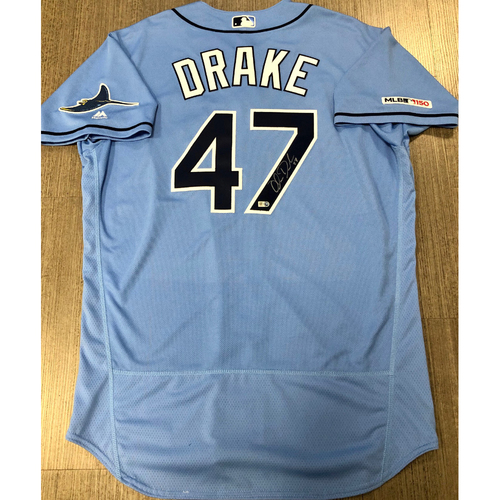 Photo of Autographed Jersey: Oliver Drake