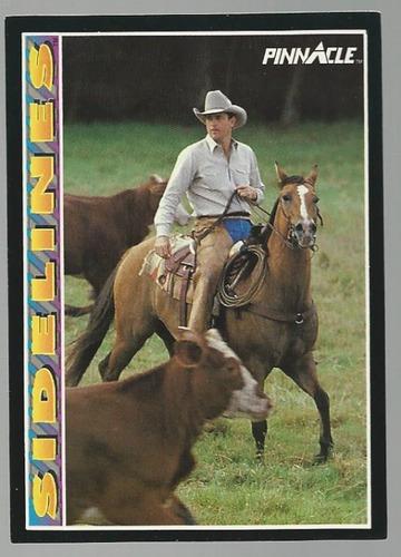 Photo of 1992 Pinnacle #294 Nolan Ryan SIDE