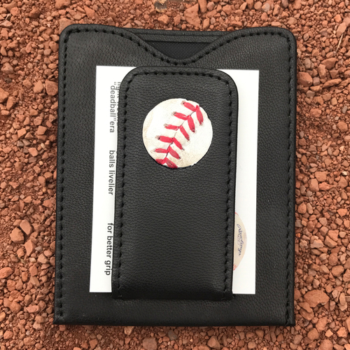 Photo of San Francisco Giants - Game-Used Ball Wallet