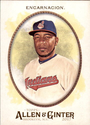 Photo of 2017 Topps Allen and Ginter #36 Edwin Encarnacion