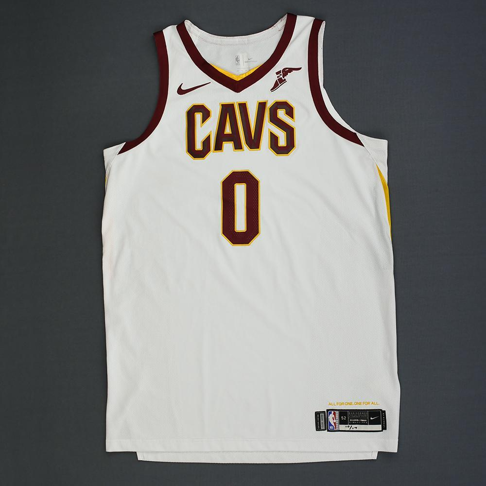 Kevin Love - Cleveland Cavaliers - Kia NBA Tip-Off 2018 - Game-Worn Association Edition Jersey
