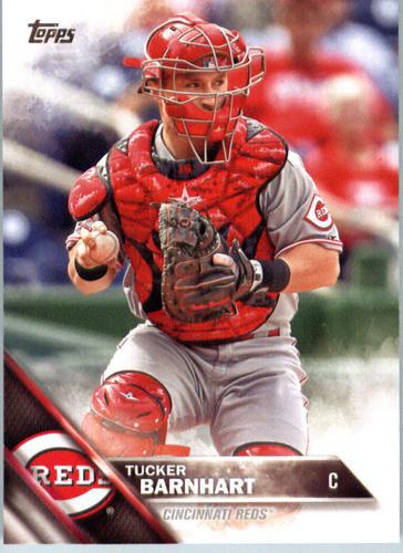 Photo of 2016 Topps #373 Tucker Barnhart