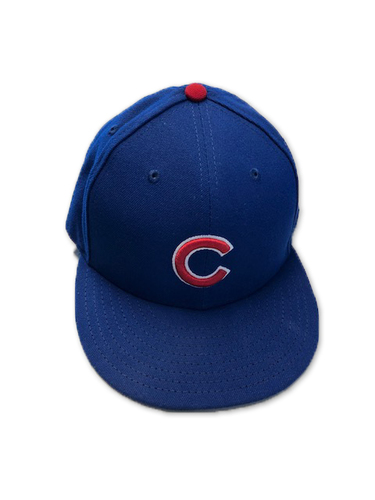 Photo of Kyle Schwarber Team-Issued Hat -- 2019 Season -- Size 7 1/2