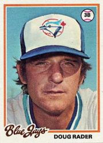 Photo of 1978 Topps #651 Doug Rader
