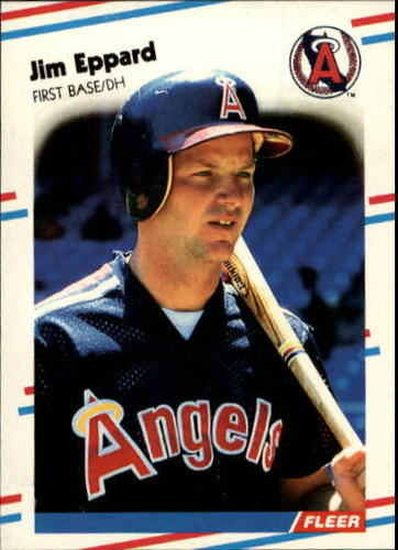 Photo of 1988 Fleer Update #13 Jim Eppard