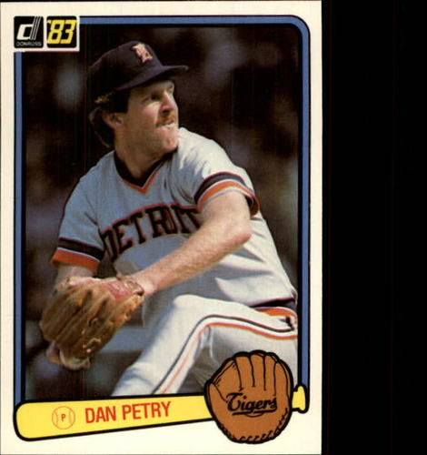 Photo of 1983 Donruss #359 Dan Petry