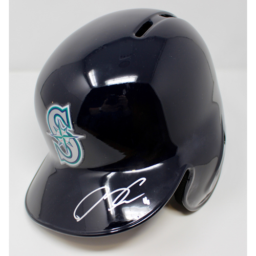 Photo of Mariners Care: Domingo Santana Autographed Helmet