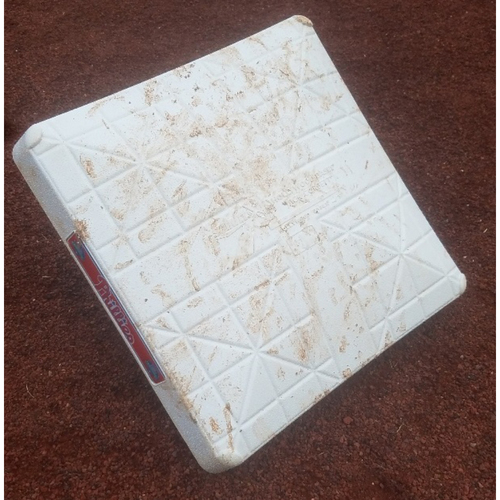 Photo of 2018 Game-Used Base: J.P. Crawford First Career Home Run