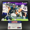 Eagles - Brandon Brooks Signed Photo 8