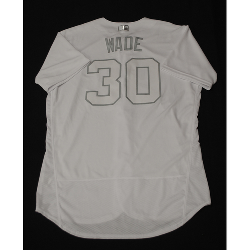 "Photo of LaMonte ""WADE"" Wade Jr. Minnesota Twins Team-Issued 2019 Players' Weekend Jersey"