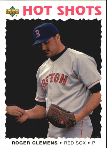Photo of 1993 Fun Pack #14 Roger Clemens HS