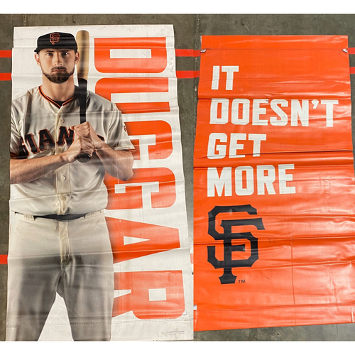 Photo of 2020 Black Friday Sale - 2019 Street Banner - #6 Steven Duggar