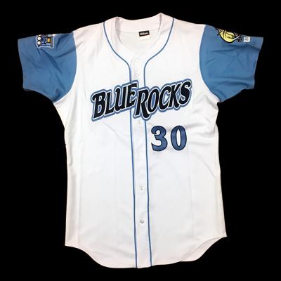 Wilmington Blue Rocks Jersey