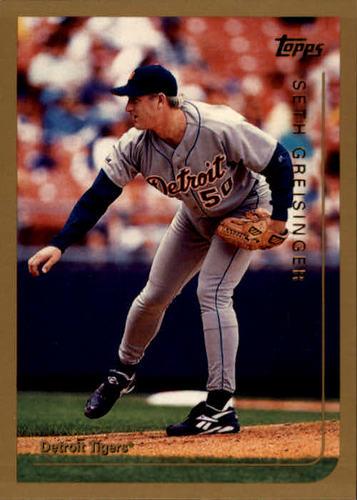 Photo of 1999 Topps #147 Seth Greisinger