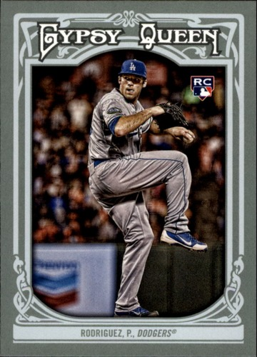 Photo of 2013 Topps Gypsy Queen #104 Paco Rodriguez RC