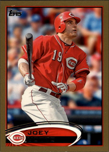 Photo of 2012 Topps Gold #498 Joey Votto