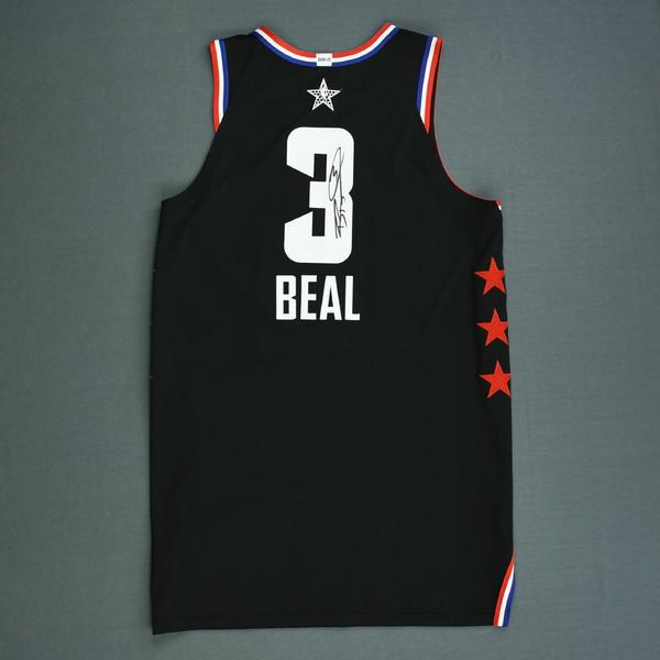 4e221556a49 Bradley Beal - 2019 NBA All-Star Game - Team LeBron - Autographed Jersey.  Current Bid   380.00