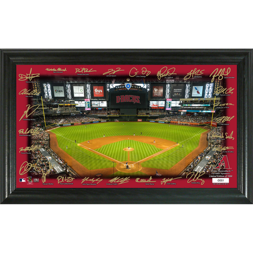 Photo of Arizona Diamondbacks Signature Field Photo Frame