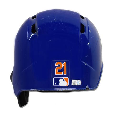 Photo of #21 - Team Issued Batting Helmet - 2019 Season
