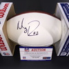 NFL - Steelers Mason Rudolph Signed Panel Ball