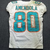 Crucial Catch - Dolphins Danny Amendola Game Used Jersey (10.14.18)
