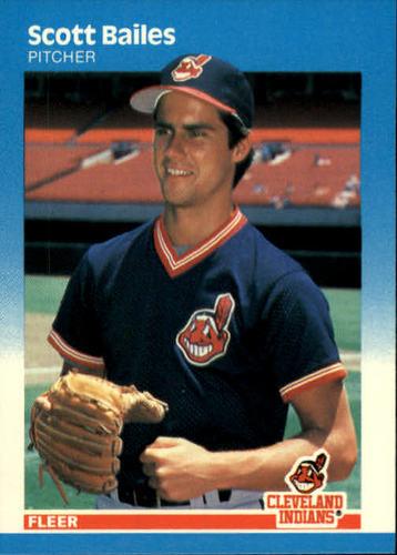 Photo of 1987 Fleer #242 Scott Bailes