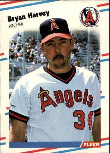 Photo of 1988 Fleer Update #14 Bryan Harvey XRC