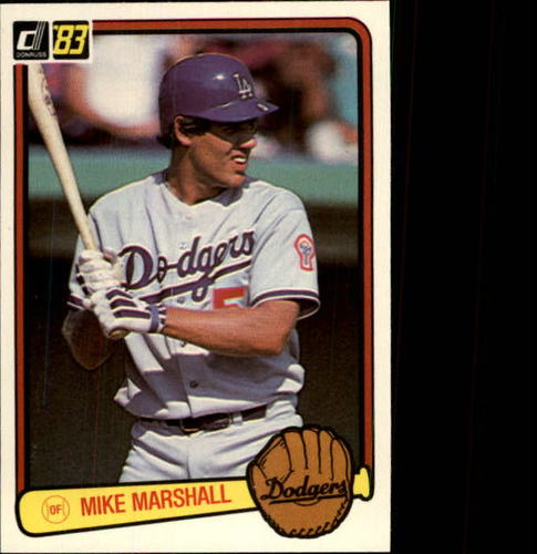 Photo of 1983 Donruss #362 Mike Marshall