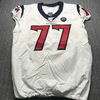 London Games - Texans Chris Clark Game Used Jersey (11/3/19) Size 48