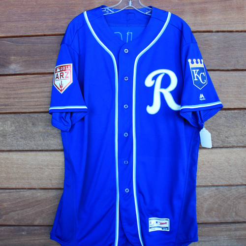 Photo of Team-Issued Jersey: Bill Duplissea (Size 48)