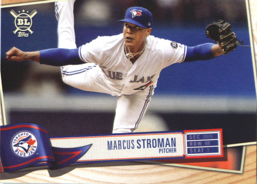Photo of 2019 Topps Big League #28 Marcus Stroman