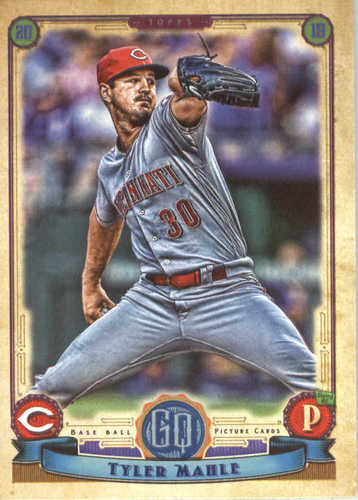 Photo of 2019 Topps Gypsy Queen #88 Tyler Mahle
